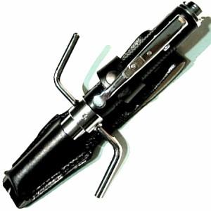 【送料が安い!】3段伸縮オートマチック警棒 TK-0121