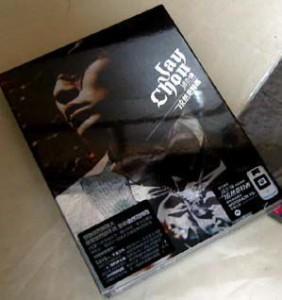 ジェイ・チョウ(周杰倫) 新譜「依然范特西」台湾版 CD+DVD