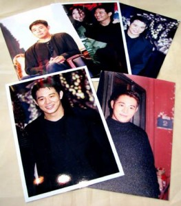 ジェット・リー(李連杰) 写真セット(5枚)