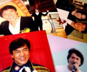 ジャッキー・チェン(成龍) 生写真5枚セット