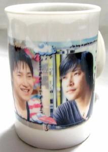 アン・ジェモ 陶器製マグカップ2