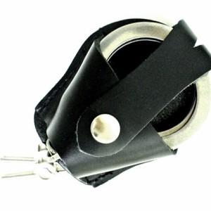 【送料が安い!】ハンドカフ(手錠) 用オープンレザーポーチ
