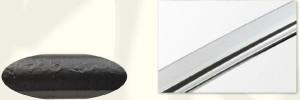 【西郷隆盛拵】美術日本刀(模造刀) +紫の刀剣袋(裏地付) 付属