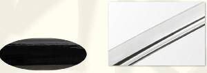【小松帯刀拵】美術日本刀(模造刀) +紫の刀剣袋(裏地付) 付属