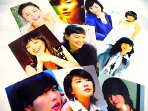 キム・ソナ イ・ナヨン オム・ジウォン イ・スンヨン4女優 生写真セット