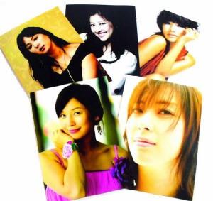 チョン・ダビン ハン・ゴウン コ・ソヨン ソン・ユナ オム・ジョンファ5女優 生写真セット