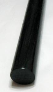 【お勧め/レア】ブルース・リーファン待望ブラック・カリスティック(2本セット) 直径3cm 黒塗装