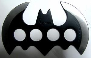 忍者武具 バットマンスローイングLサイズ