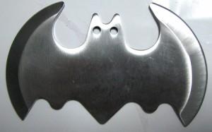 忍者武具 バットマンスローイングSサイズ