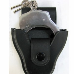 【送料が安い!】神奈川県警タイプ/ハンドカフ(手錠) ケース