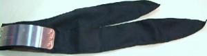 忍者武具 鉢金(鉢金頭巾)