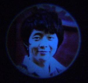 東方神起ライトアップキーホルダー・YUCHUN(Micky)
