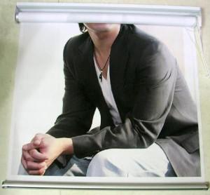 アン・ジェウク ロールスクリーン3(当店限定販売品)