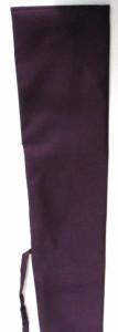 大刀用紫刀袋(裏地付)