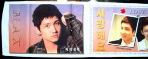 東方神起CHANGMIN(Max) サポーター応援タオル
