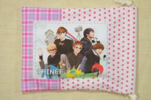 SHINee(シャイニー) 巾着袋1