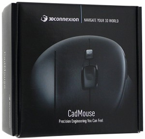3Dconnexion■CadMouse■3DX-700052■未開封【即納】【送料無料】≪入力装置 マウス≫