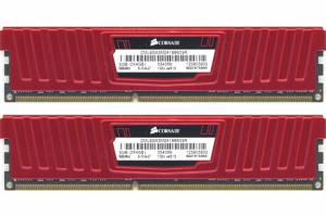 【中古】Corsair■CML8GX3M2A1866C9R■DDR3 PC3-15000 4GB 2枚組■【即納】≪メモリー≫