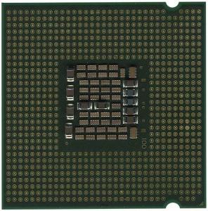 【中古】Pentium D 960★3.6GHz★FSB800MHz LGA775 Presler★SL9AP★【送料180円〜】【即納】≪intel インテル ペンティアムD PentiumD≫