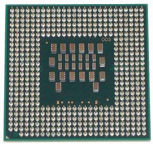 【中古】Core Duo T2600★2.16GHz★FSB667MHz Socket478 Yonah★SL8VN★【送料180円〜】【即納】≪intel インテル CoreDuo コアデュオ≫