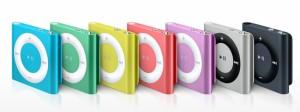 Apple■第5世代 iPod shuffle■MD776J/A■グリーン/2GB■未開封【即納】≪アップル MP3プレーヤー アイポッドシャッフルAPPLE≫