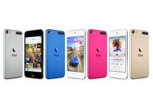 Apple■第6世代 iPod touch■MKHT2J/A■ゴールド/32GB■未開封【即納】【送料無料】≪APPLE MP3プレーヤー≫
