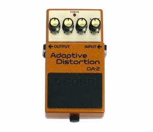 【中古】BOSS■Adaptive Distortion DA-2▼【即納】【送料無料】≪即納≫