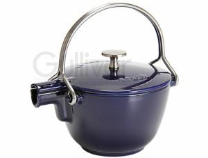 ストウブ Staub ティーポットケトルラウンド Teapot Kettle Round 1.15L ティーポット 急須