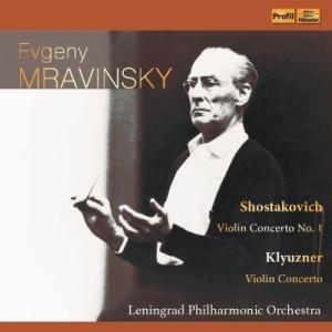 【CD輸入】 Shostakovich ショスタコービチ / ショスタコーヴィチ:ヴァイオリン協奏曲第1番、クリュズネル:ヴァイオリン協奏