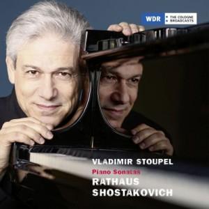 【CD輸入】 Shostakovich ショスタコービチ / ショスタコーヴィチ:ピアノ・ソナタ第1番、第2番、ラートハウス:ピアノ・ソナ