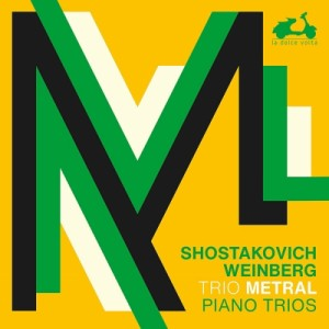 【CD輸入】 Shostakovich ショスタコービチ / ショスタコーヴィチ:ピアノ三重奏曲第1番、第2番、ヴァインベルグ:ピアノ三重