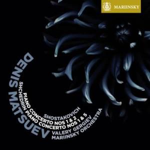 【SACD輸入】 Shostakovich ショスタコービチ / ショスタコーヴィチ:ピアノ協奏曲第1番、第2番、シチェドリン:ピアノ協奏