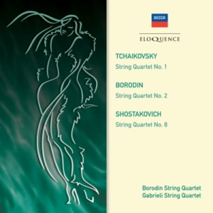 【CD輸入】 Shostakovich ショスタコービチ / ショスタコーヴィチ:弦楽四重奏曲第8番、ボロディン:弦楽四重奏曲第2番(ボ