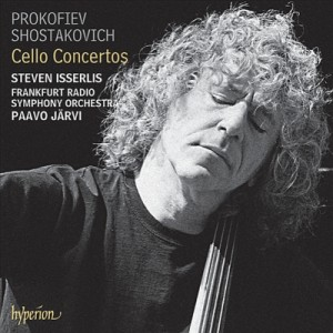 【CD輸入】 Shostakovich ショスタコービチ / ショスタコーヴィチ:チェロ協奏曲第1番、プロコフィエフ:チェロ協奏曲第1番