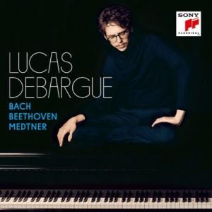 【BLU-SPEC CD 2】 ピアノ作品集 / Lucas Debargue:  J.s.bach,  Beethoven,  Medtner 送料無料の画像
