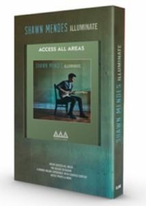 """【CD輸入】 Shawn Mendes / Illuminate (グッズ付きSuper Deluxe Edition)【15曲収録】 送料無料"""