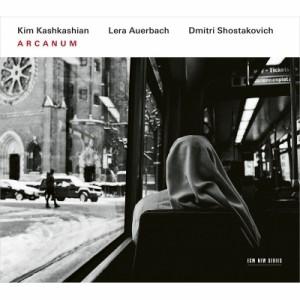 【CD輸入】 Shostakovich ショスタコービチ / ショスタコーヴィチ: 24の前奏曲(ヴィオラとピアノ版)、アウエルバッハ: アルカ