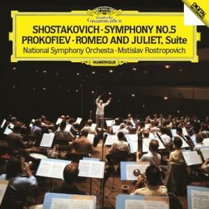 【SHM-CD国内】 Shostakovich ショスタコービチ / ショスタコーヴィチ:交響曲第5番『革命』、プロコフィエフ:『ロメオとジュ