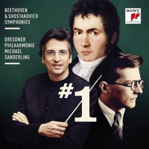【CD輸入】 Shostakovich ショスタコービチ / ショスタコーヴィチ:交響曲第1番、ベートーヴェン:交響曲第1番 ミヒャエル・