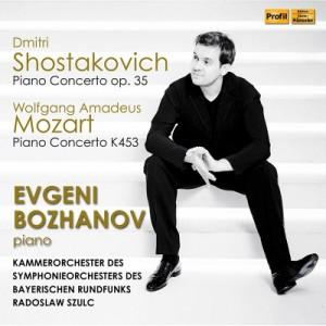 【CD輸入】 Shostakovich ショスタコービチ / ショスタコーヴィチ:ピアノ協奏曲第1番、モーツァルト:ピアノ協奏曲第17番 エ