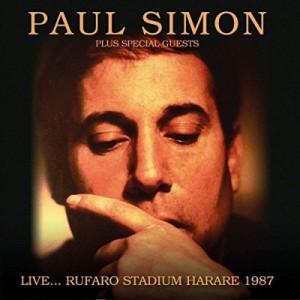 """【CD輸入】 Paul Simon ポールサイモン / Live... Rufaro Stadium Harare 1987 送料無料"""