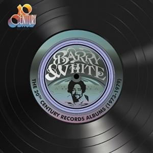 """【LP】 Barry White バリーホワイト / 20th Century Records Albums (1973-1979) (9枚組 / 180グラム重量盤レコード) 送料無料"""