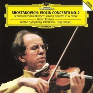 【SHM-CD国内】 Shostakovich ショスタコービチ / ショスタコーヴィチ:ヴァイオリン協奏曲第2番、シューマン:チェロ協奏曲(