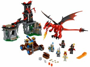 LEGO レゴ キャッスル ドラゴン・マウンテン 70403◆新品Sa【即納】【送料無料】