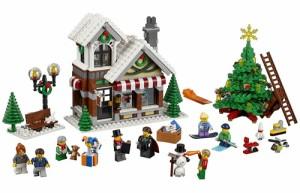 LEGO レゴ クリエイター 冬のおもちゃ屋さん 10249◆新品Ss【即納】