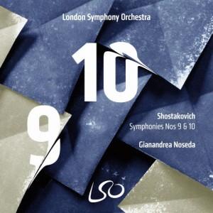 ショスタコーヴィチ:交響曲第9番、第10番/ジャナンドレア・ノセダ[HybridCD]【返品種別A】