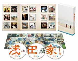 浅田家! Blu-ray 豪華版/二宮和也[Blu-ray]【返品種別A】