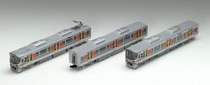 トミックス 【再生産】(N) 98230 JR 323系通勤電車 (大阪環状線) 基本セット(3両)  【返品種別B】