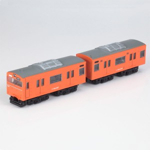 バンダイ Bトレインショーティー 103系体質改善40N車 大阪環状線(オレンジ)  【返品種別B】