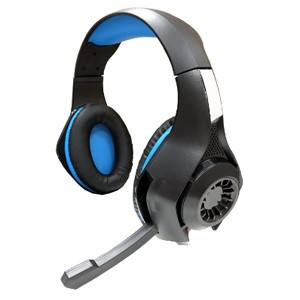 【PS4】PS4用 ゲーミングエディション ヘッドセット (ブルー)【返品種別B】